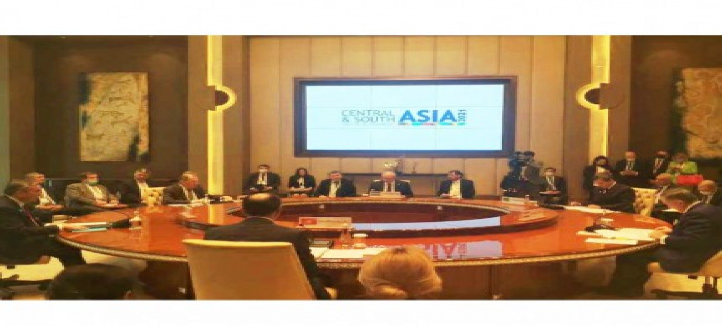"""THE FOURTH MEETING OF THE HEADS OF EXTERNAL POLICY AGENCIES IN THE FORMAT OF """"CENTRAL ASIA – RUSSIA"""" WAS HELD"""