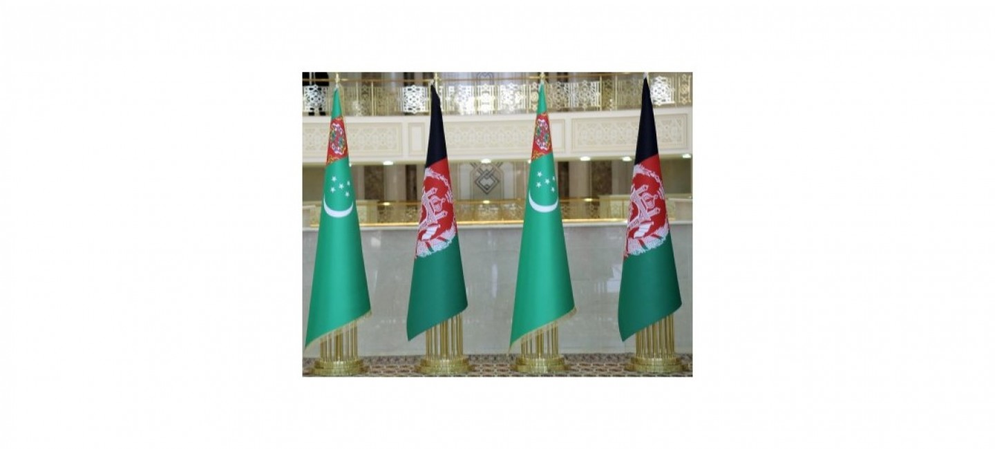 TELEPHONE CONVERSATION OF THE PRESIDENT OF TURKMENISTAN WITH THE PRESIDENT THE ISLAMIC REPUBLIC OF AFGHANISTAN WAS HELD