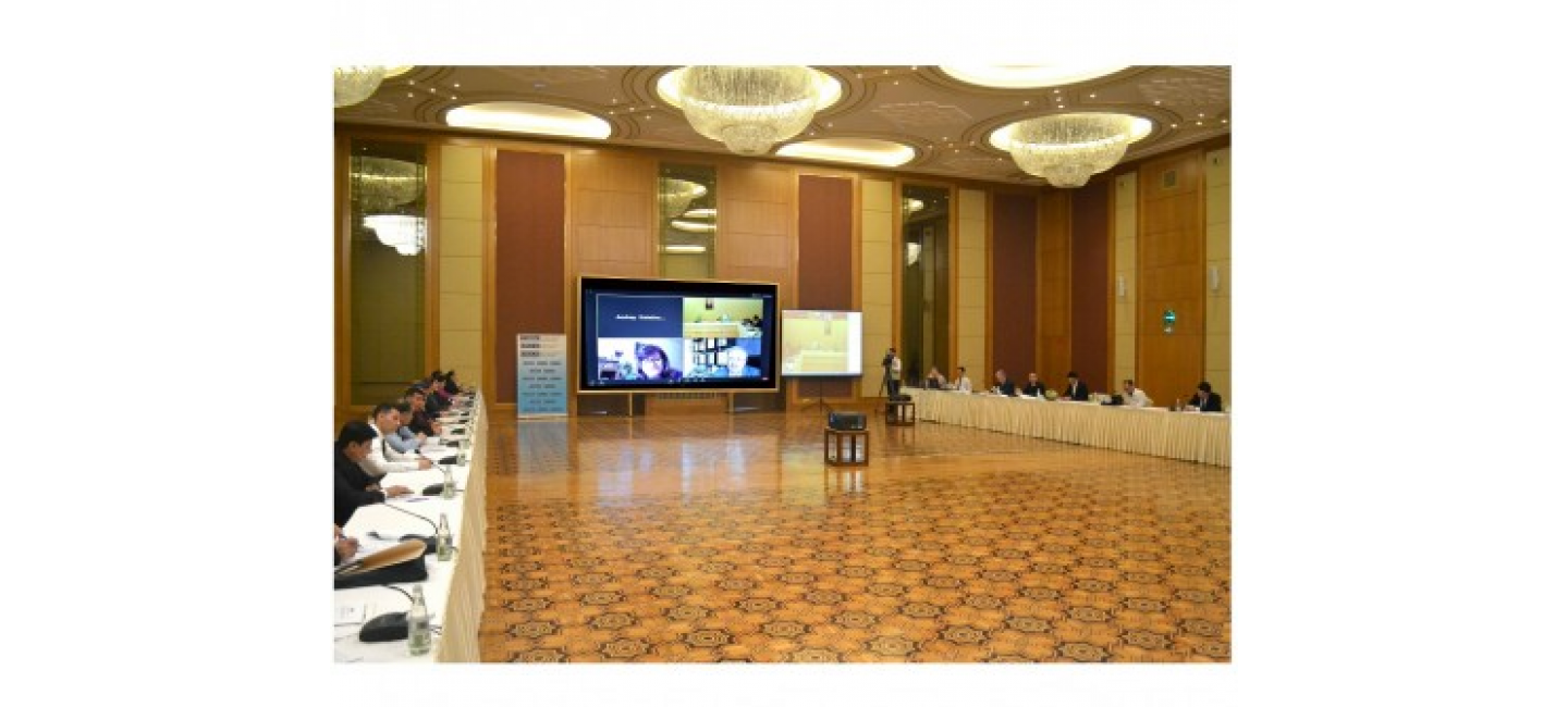 PRESENTATION IN A VIDEOCONFERENCE FORMAT ON RECOMMENDATIONS RELATED TO THE TRANSFORMATION OF THE COUNTRY'S PRINT MEDIA